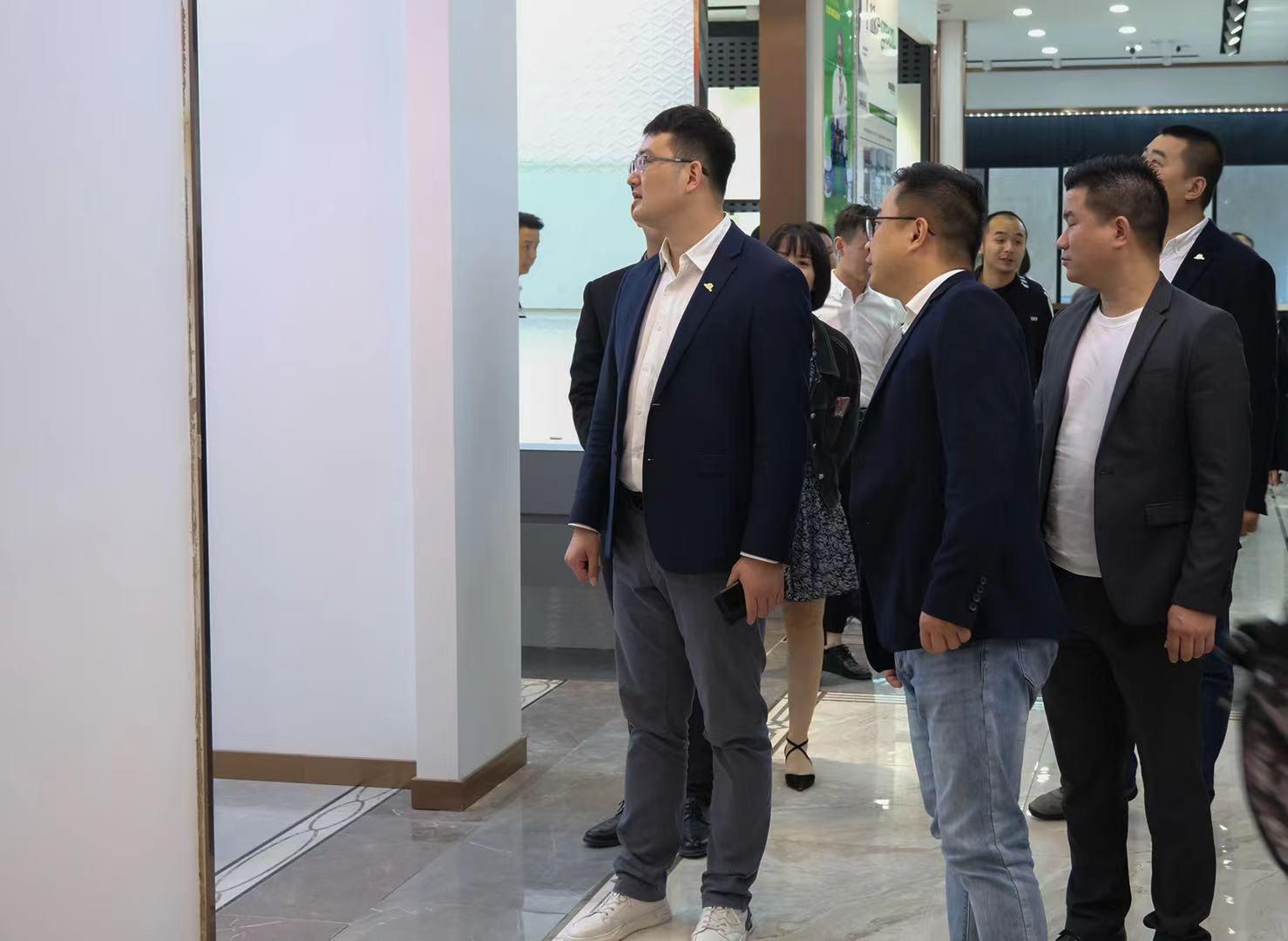 金螳螂·家走进芜湖举行全国门店交流分享活动