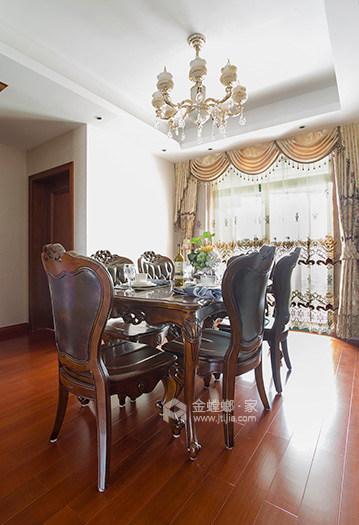 160㎡经典美式浪漫婚房,给她一个家-