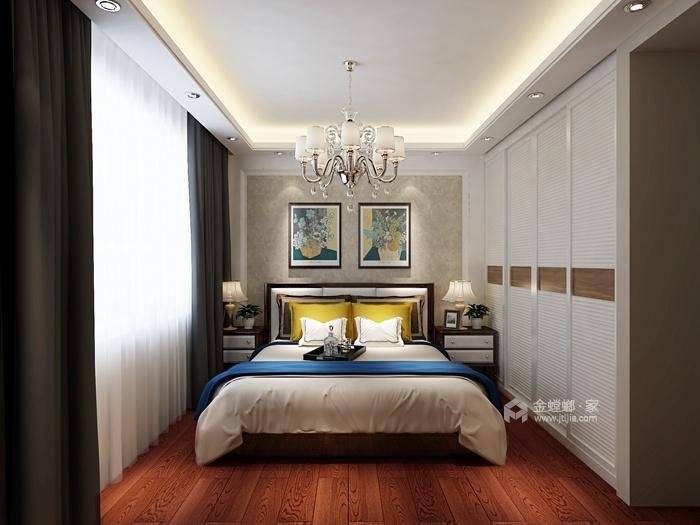 202平米的品质美式家,三代同堂才更有爱-老人房