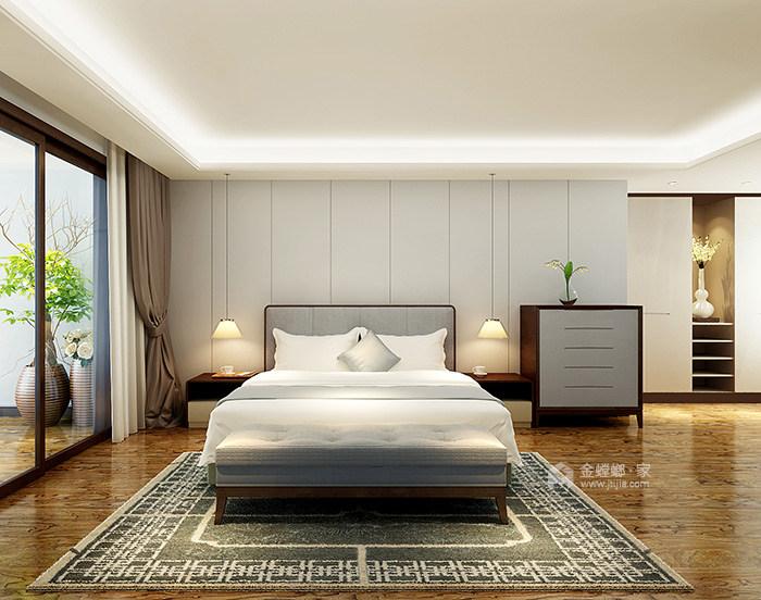 谁说中式都是老古董-卧室