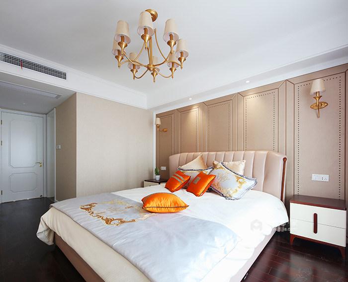 喜欢简朴美式风格的,一定不能错过-卧室
