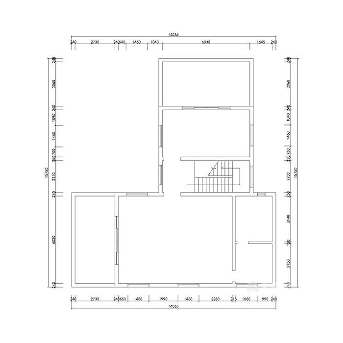 用新的设计语言定义的家-原始结构图