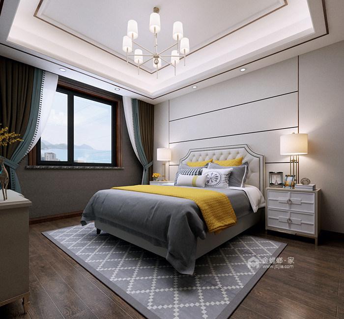 新中式风格传承古典生活艺术-卧室