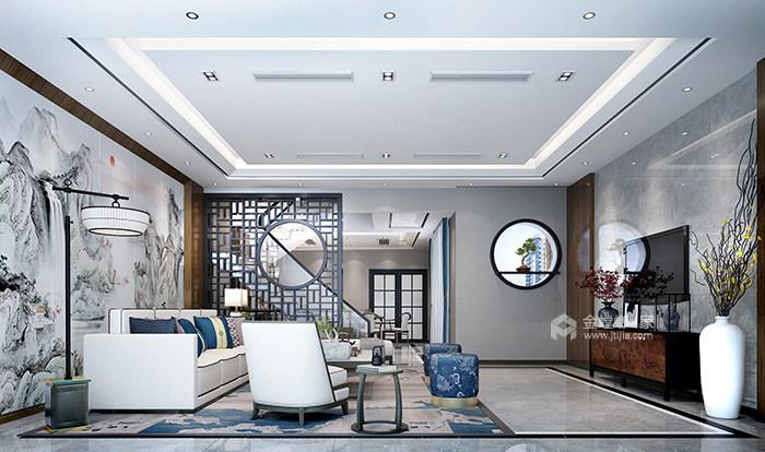 传统和现代的新定义-客厅