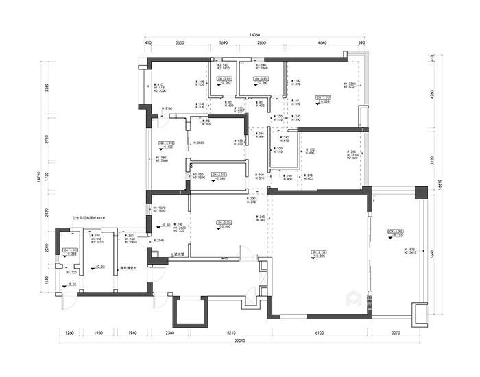 280平米大宅彰显尊贵大气-业主需求