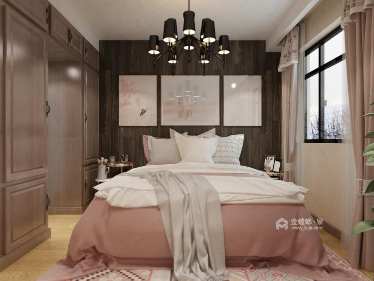 如何打造北欧风格局家空间?看一眼即爱上-卧室效果图及设计说明
