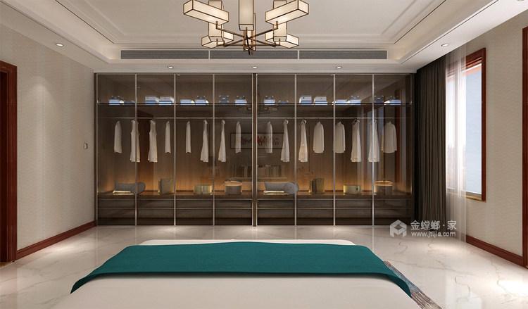 中岛+餐台,营造温情家庭烹饪区-卧室效果图及设计说明