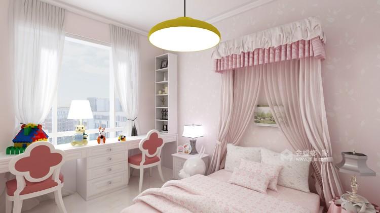 体现优雅和高贵,简欧式为不二选择-儿童房