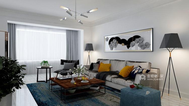 经历了繁华之后,是品质的纯粹-卧室效果图及设计说明