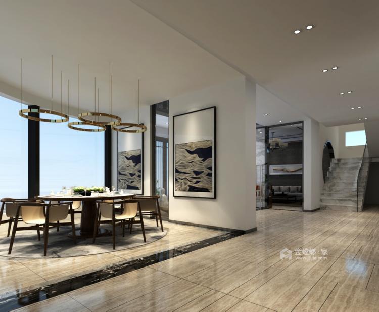 奢华大宅 260平米新中式风-卧室效果图及设计说明