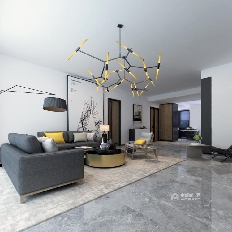 经典的现代主义生活 260平米现代大宅-业主需求&原始结构图