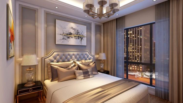 180平優雅浪漫簡歐風,大氣典雅-臥室
