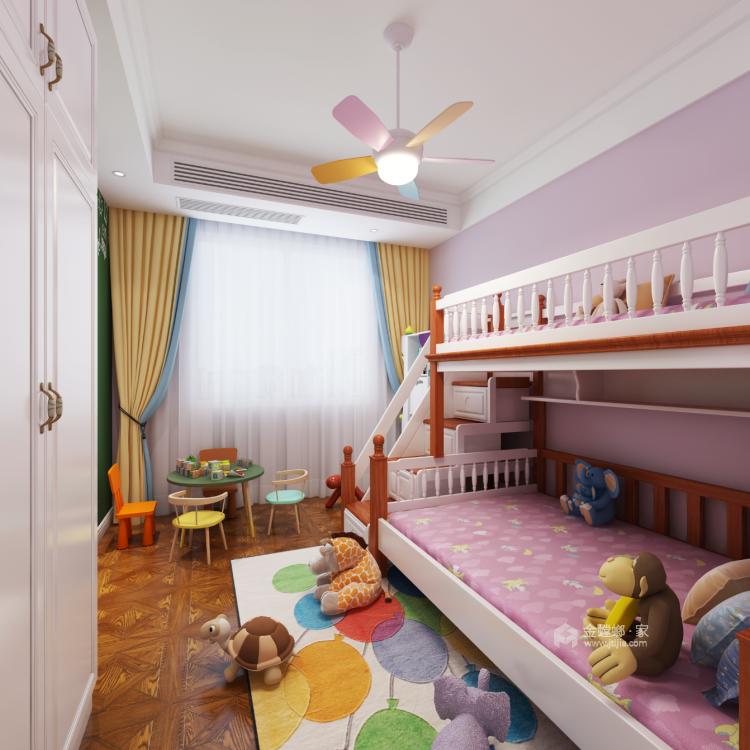 卡座:补充厨房的储物空间-儿童房