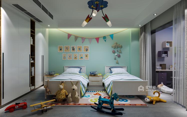 远离浓烈世俗气息,别墅就要这样装-儿童房
