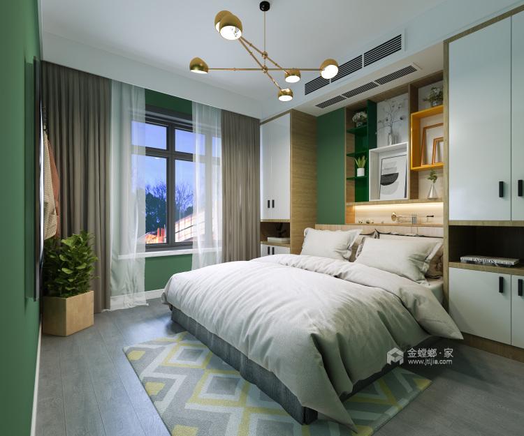 远离浓烈世俗气息,别墅就要这样装-卧室效果图及设计说明