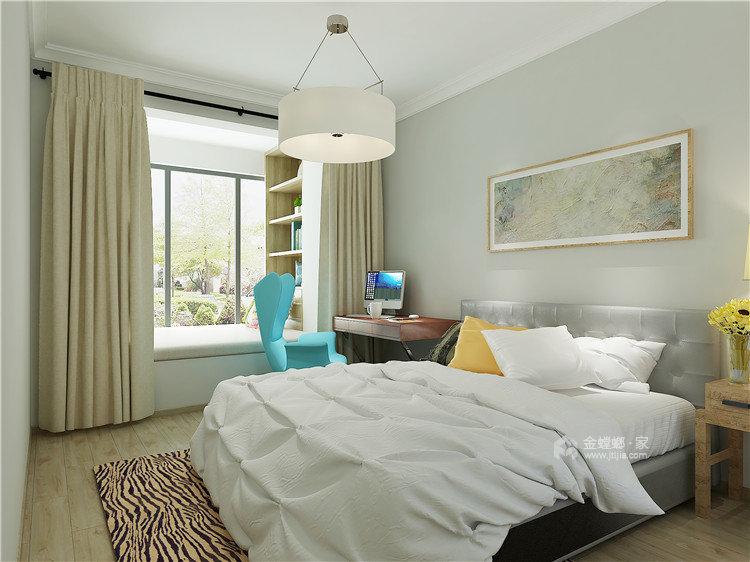 现代轻奢大三居 精装房软装彰显品质