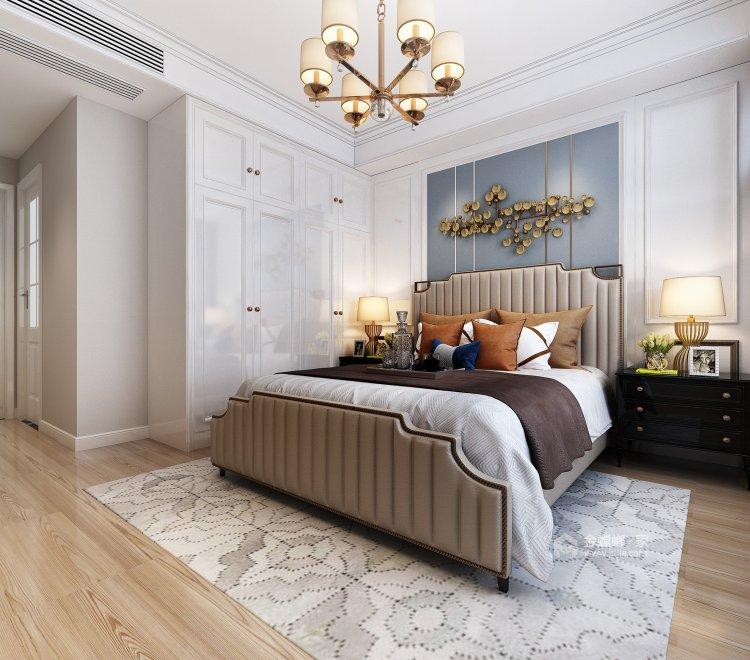 跳跃色彩装点个性化空间-卧室