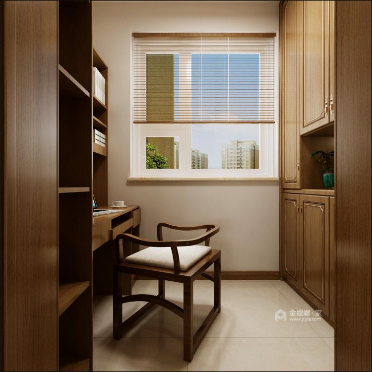140㎡新中式格调高雅,简朴优美-其他空间