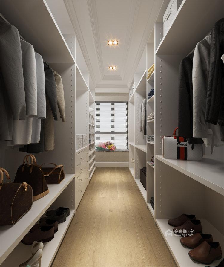 象牙白的欧式,让家充满高级感-其他空间