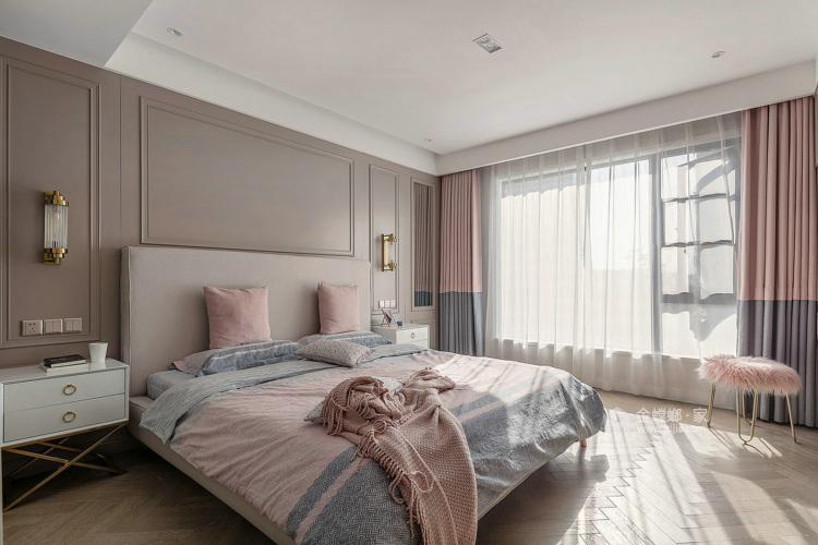 设计营造环境,空间创造艺术-卧室效果图及设计说明
