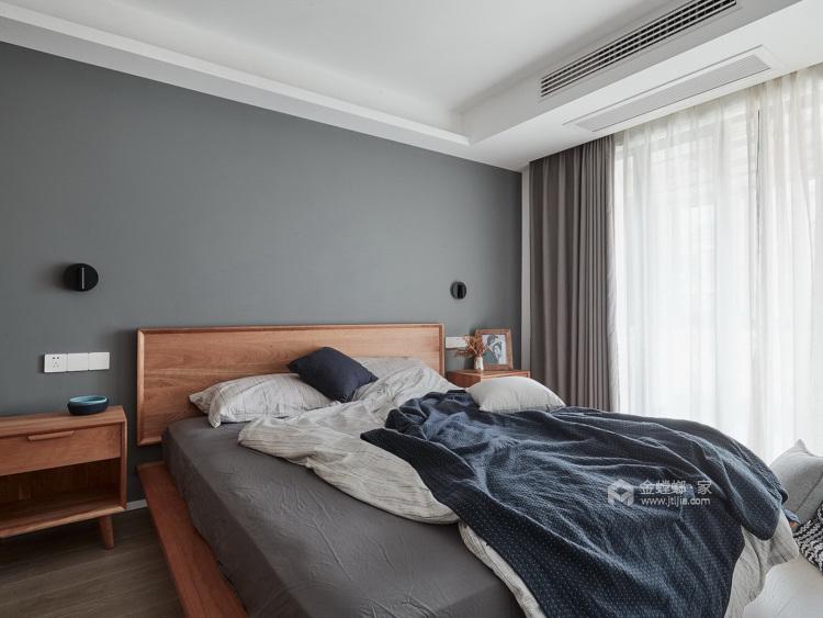 极简通透,生活定义空间-卧室效果图及设计说明