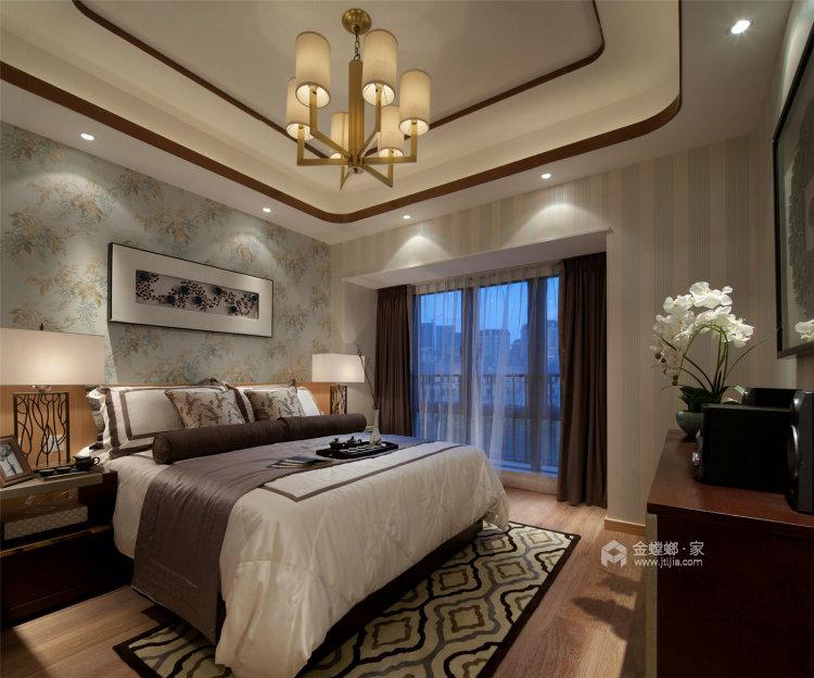 抛弃繁复,不能在简约的简约中式-卧室