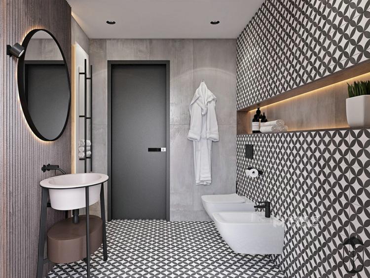 设计营造环境,空间创造艺术-卫生间