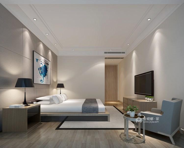 整洁现代风的家,每个人都适用-卧室