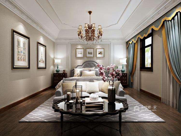 670平欧式别墅,尽享都市奢华-餐厅效果图及设计说明
