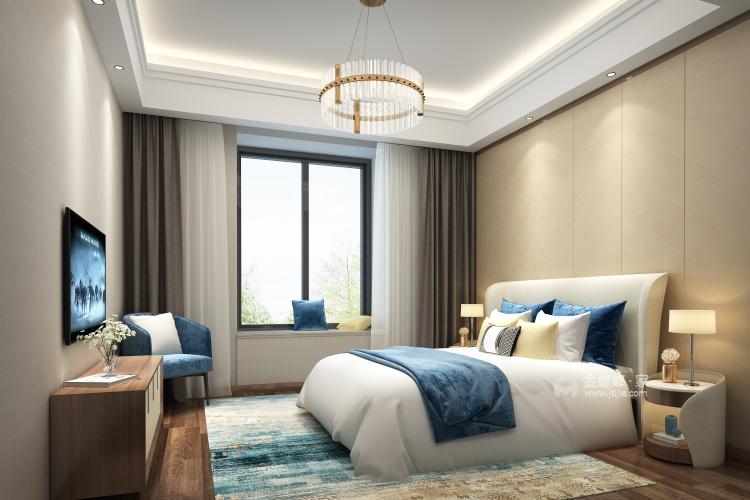 三世同堂大平层,尽享天伦之乐-卧室效果图及设计说明