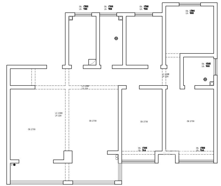 168平新中式风格设计案例-业主需求