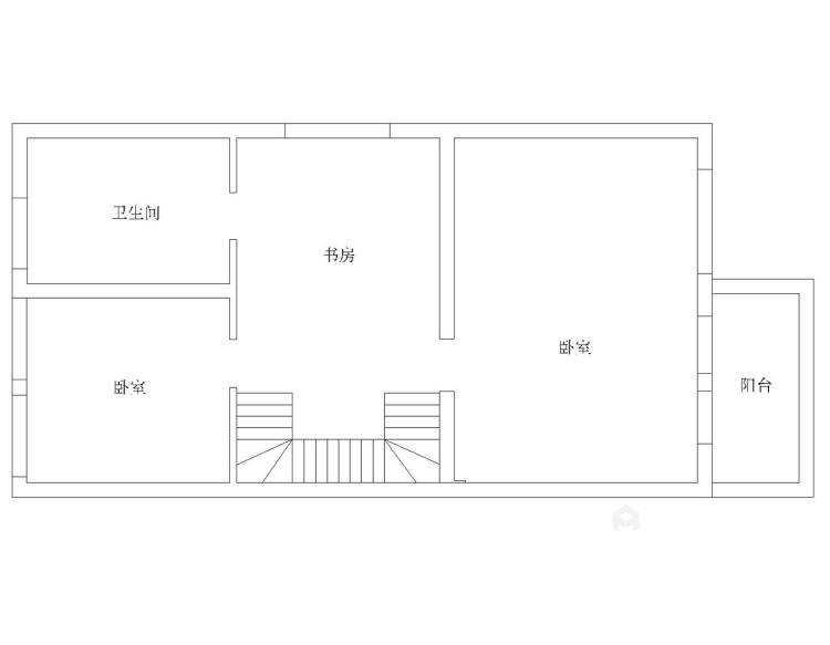 220平新中式别墅,优雅而又大气-业主需求&原始结构图