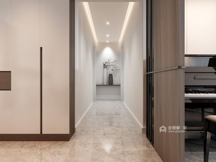 轻奢韵味之家 186平米美式大宅-走廊