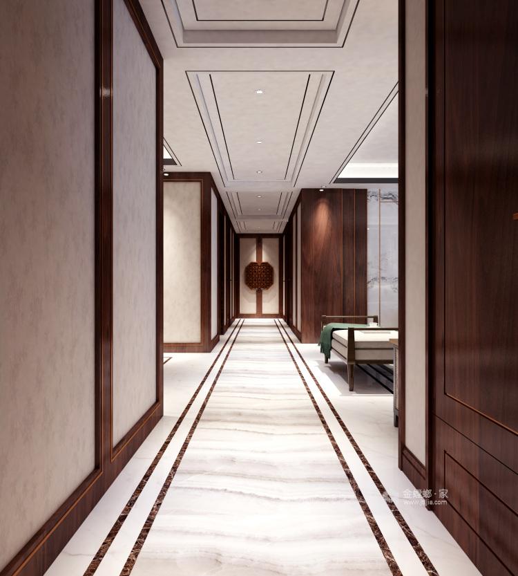 自由自在的都市生活 125平米现代简约风-卧室效果图及设计说明