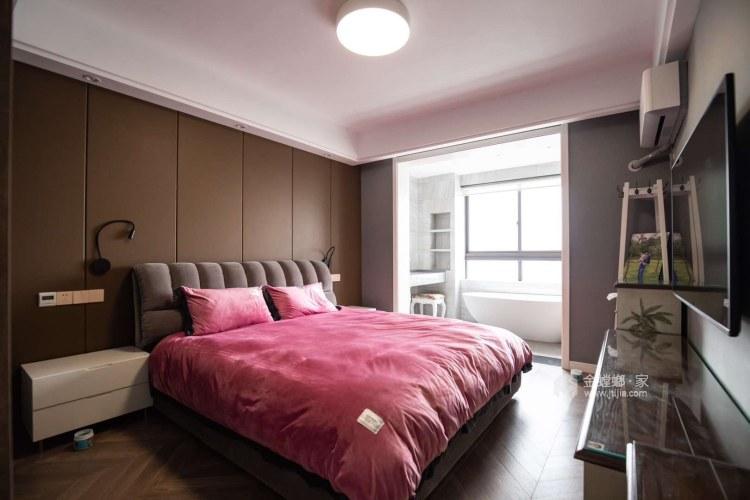 130平现代风,时尚  大气   有品质-卧室效果图及设计说明