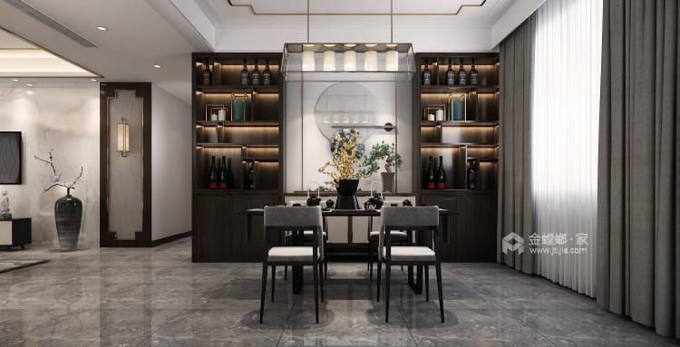 诗意,未来中国年轻人的生活方式-餐厅效果图及设计说明