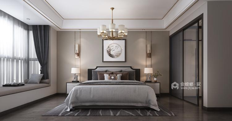 诗意,未来中国年轻人的生活方式-卧室效果图及设计说明