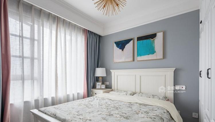 颇具现代韵味的浪漫主义情怀-卧室效果图及设计说明
