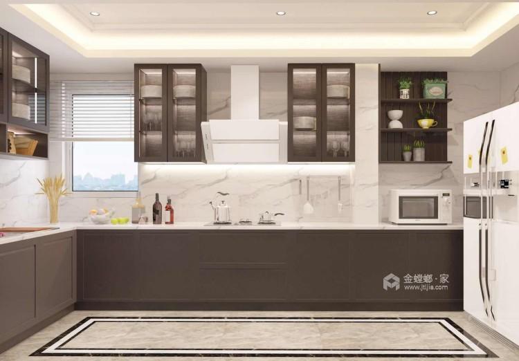多彩设计,演绎时尚之美-厨房