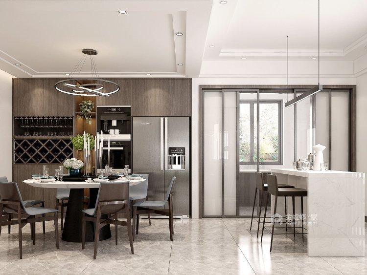 现代气派的246平私家大宅,享受高品质生活