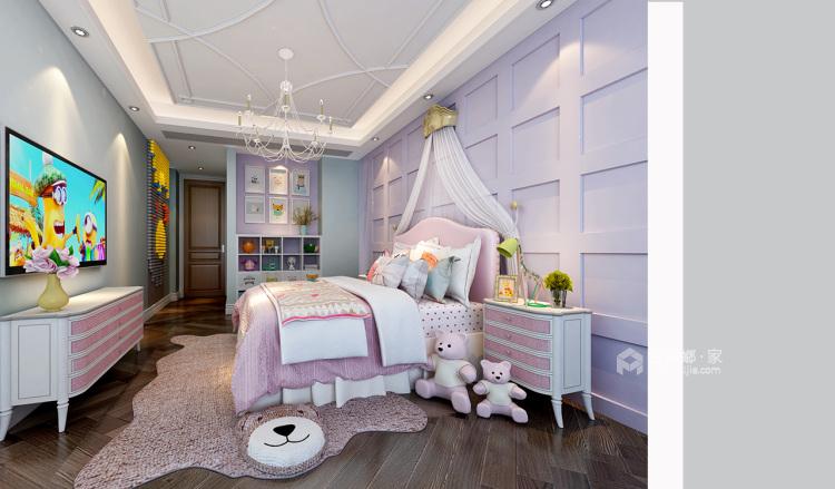 330平大宅 感受法式轻奢空间-儿童房
