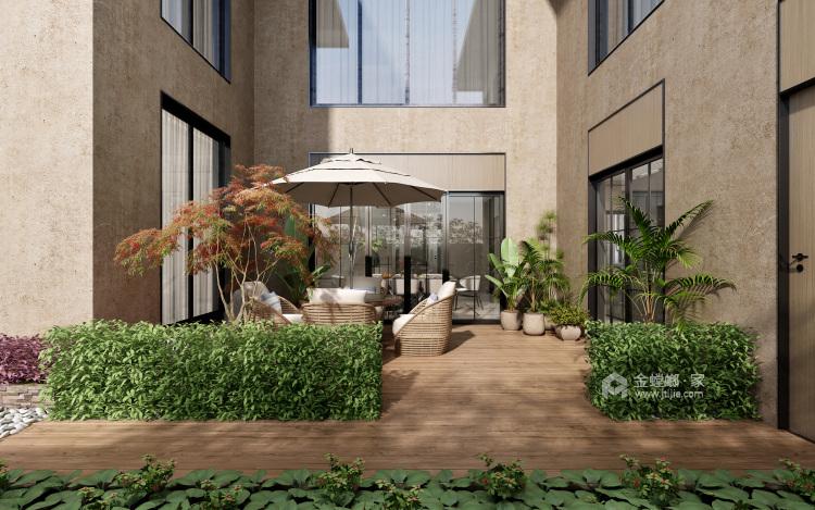 650平大气现代风 寻找未来家的设计灵感-其他空间
