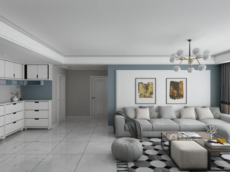 浅色主色调 为整个家铺垫一层优雅明快基调