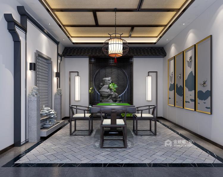 新中式诠释中国的特色-其他空间