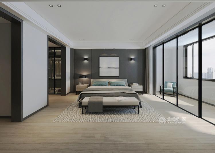 这样的婚房你喜欢吗?-卧室效果图及设计说明