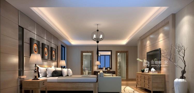 """""""大礼不辞小让"""",真正的奢华隐藏于细节的雕琢之中-卧室效果图及设计说明"""