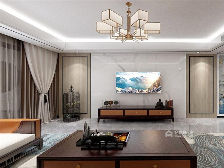 170平米新中式,把东方美带入生活