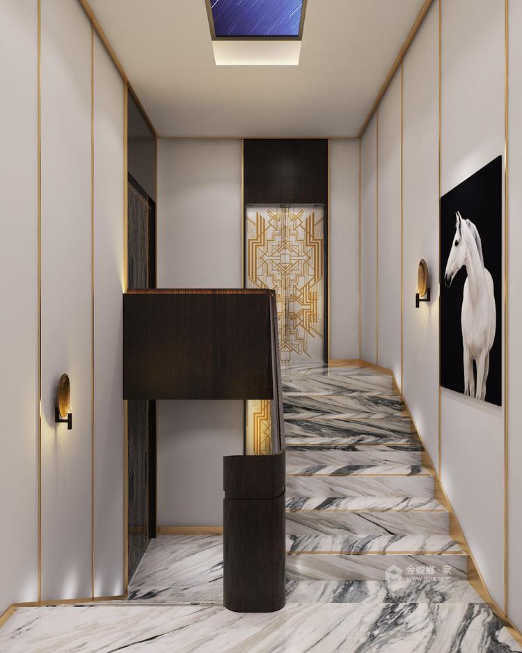 326㎡极简舒适品质生活-餐厅效果图及设计说明