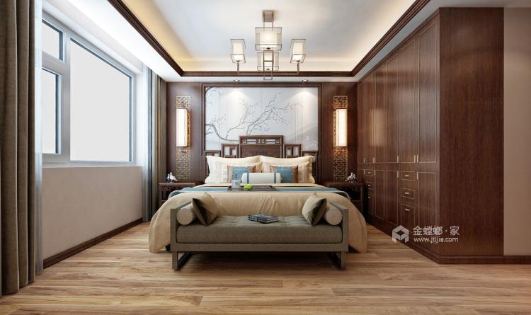 返璞归真的自然美-卧室效果图及设计说明