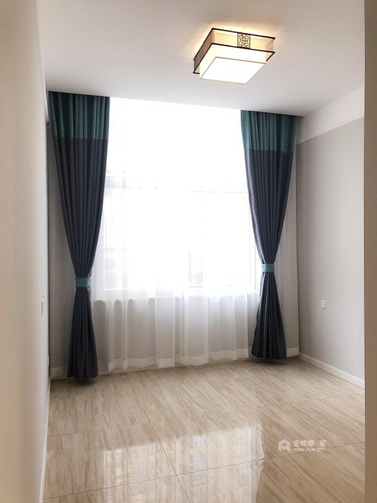 现代与传统元素的结合 打造150平新中式-卧室